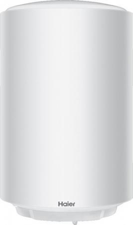 Водонагреватель накопительный электрический HAIER ES30V-A3 1500Вт 30 литров вертикальный электрический накопительный водонагреватель general hydraulic santarini star under 10 литров над раковиной 5150090100
