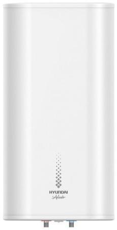 Водонагреватель HYUNDAI H-SWS14-50V-UI555 пластиковый корпус тэн медь - 1.5кВт без узо
