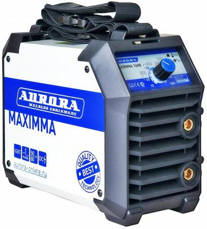 Инвертор AURORA MAXIMMA 1600 4.9кВт 28А холостой ход 81В 15-160А IP21 цена