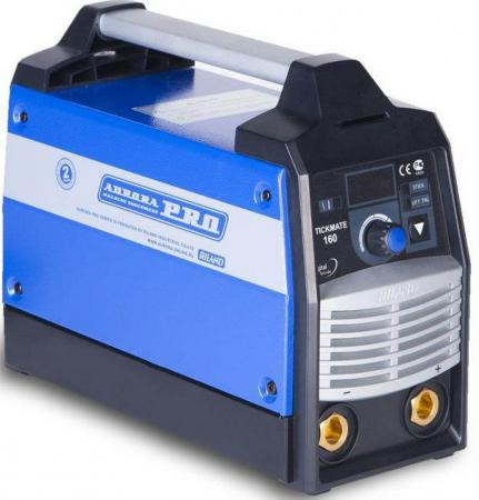 Инвертор сварочный AURORA PRO STICKMATE 160 IGBT 7.1кВА 220В ММА/TIG 10-160А 4.8кг сварочный инвертор aurora pro stickmate 160 igbt 10027