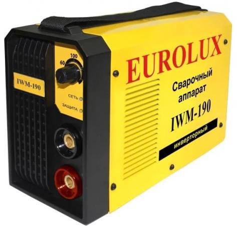 Сварочный инвертор Eurolux IWM-190