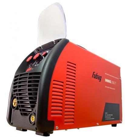 Сварочный аппарат FUBAG inmig 250 t сварочный полуавтомат инвертор inmig 250 t с горелкой fb 250 3м сварочный полуавтомат fubag tsmig 250 t pro