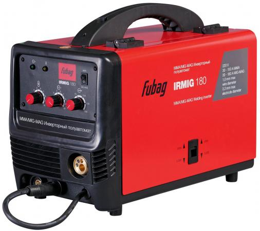 Сварочный полуавтомат FUBAG IRMIG 180 38608 + горелка FB 250 3 м инвертор fubag irmig 180 сварочный полуавтомат