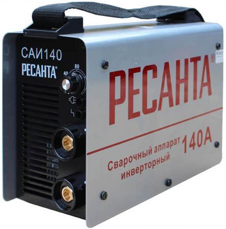 цена на Аппарат сварочный Ресанта САИ-140