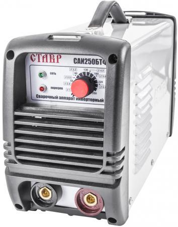 Сварочный аппарат СТАВР САИ-250 БТФ 250А IGBT диапазон сварочного тока 20-250А