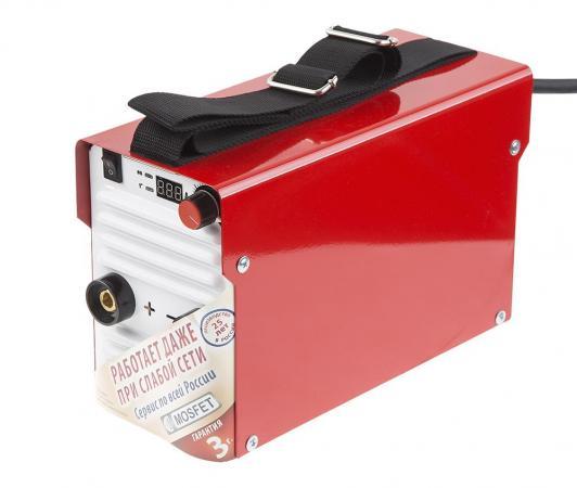 Инвертор сварочный ТОРУС 200+КОМПЛЕКТ 165-242В 6.2кВт 30-200А 2.0-5.0мм ПВ60% провода сварочный аппарат торус 200 накс