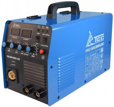 Аппарат сварочный Tcc PRO MIG/MMA-200