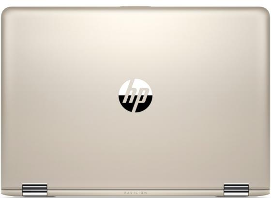"Ноутбук HP Pavilion x360 14-ba110ur 14"" 1920x1080 Intel Core i5-8250U 256 Gb 6Gb nVidia GeForce GT 940MX 2048 Мб золотистый Windows 10 Home 3GB55EA цена"