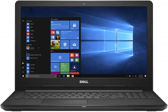 Ноутбук DELL Inspiron 3576 15.6 1920x1080 Intel Core i5-8250U 1 Tb 4Gb AMD Radeon 520 2048 Мб черный Windows 10 Home 3576-2143