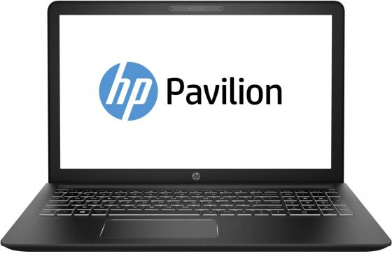 Ноутбук HP Pavilion Power 15-cb010ur 15.6 1920x1080 Intel Core i7-7700HQ 1 Tb 128 Gb 8Gb nVidia GeForce GTX 1050 4096 Мб черный DOS 1ZA84EA ноутбук hp omen 15 ce009ur 15 6 1920x1080 intel core i7 7700hq 1 tb 8gb nvidia geforce gtx 1050 4096 мб черный windows 10 home 1zb03ea