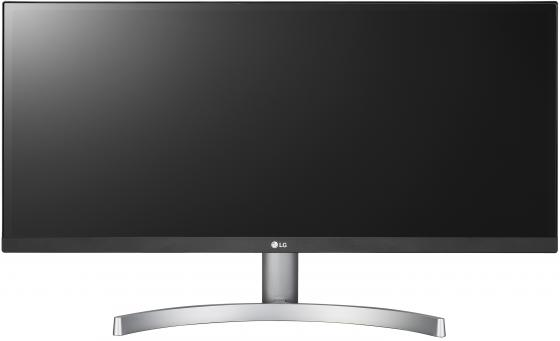 "Монитор 29"" LG 29WK600-W белый AH-IPS 2560x1080 300 cd/m^2 5 ms HDMI DisplayPort Аудио lg 27mp58vq w"