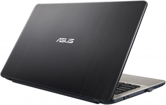 "Ноутбук ASUS VivoBook Special A541NA-DM449 15.6"" 1920x1080 Intel Pentium-N4200 500 Gb 4Gb Intel HD Graphics 505 черный Endless OS 90NB0E81-M12830 ноутбук asus x751nv intel pentium n4200 1100 mhz 17 3"