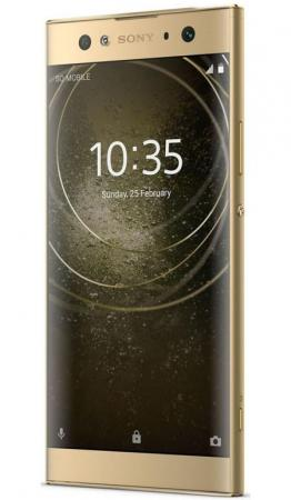 Смартфон SONY Xperia XA2 Ultra Dual золотистый 6 32 Гб LTE NFC Wi-Fi GPS 3G 1312-7474 coocheer® ultra powerful sound portable nfc wireless bluetooth speaker with built in microphone for hands free calls(black)