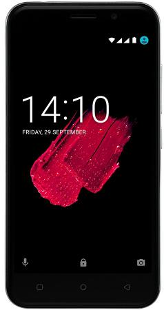 Смартфон Prestigio Grace M5 LTE серебристый 5 16 Гб LTE Wi-Fi GPS 4G PSP5511DUOSILVER смартфон prestigio muze b7 черный 5 16 гб wi fi gps 3g psp7511duoblack