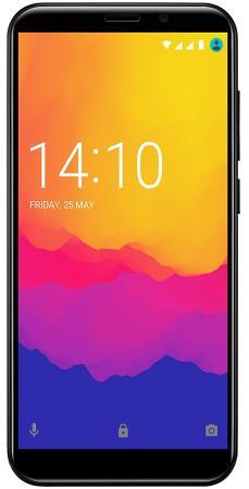 Смартфон Prestigio Wize Q3 черный 4.95 8 Гб Wi-Fi GPS 3G PSP3471DUOBLACK смартфон meizu m5 note серебристый 5 5 32 гб lte wi fi gps 3g