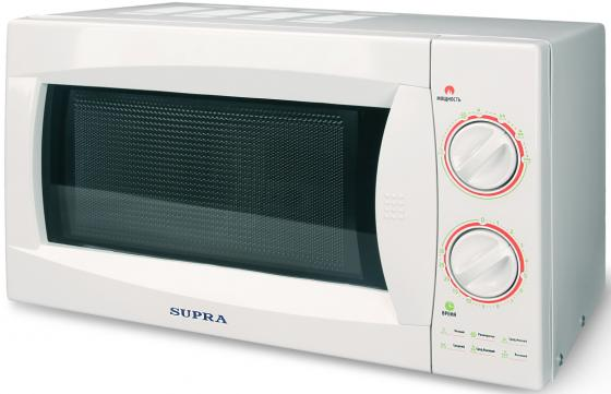 Микроволновая печь Supra 18MW40 700 Вт белый