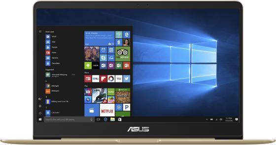 Ноутбук ASUS Zenbook UX430UA-GV261R 14 1920x1080 Intel Core i5-8250U 256 Gb 8Gb Intel HD Graphics 620 золотистый Windows 10 Professional (90NB0EC6-M12290) ноутбук asus zenbook ux410ua gv399t 14 1920x1080 intel core i5 8250u 90nb0dl3 m08020