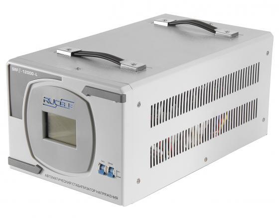 Стабилизатор напряжения Rucelf SRFII-12000-L стабилизатор напряжения rucelf sdv 3 60000
