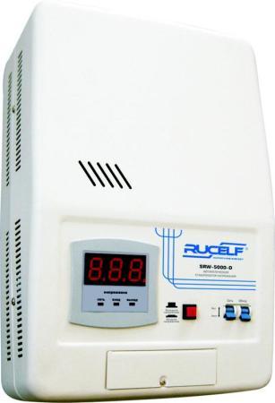 Стабилизатор напряжения Rucelf SRW-5000-D стабилизатор напряжения rucelf sdv 3 60000