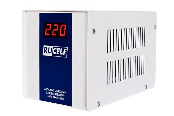 все цены на Стабилизатор напряжения RUCELF СтАР 1000+ 130-265 в 700Вт