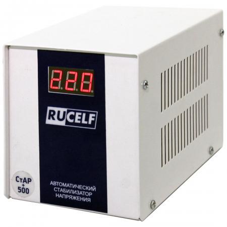 Стабилизатор напряжения RUCELF СтАР 500+ 130-265 в 300Вт