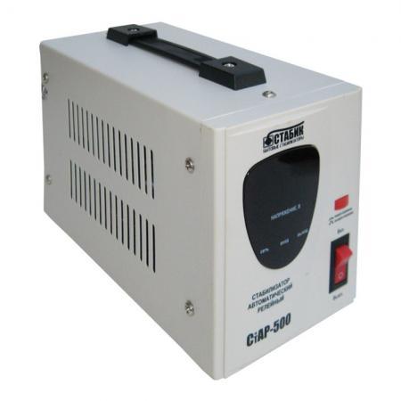 Стабилизатор напряжения Rucelf СтАР-500 rucelf автоинвертор sbl 120 00012347