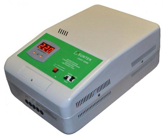 Стабилизатор напряжения SUNTEK SR12500 12500ВА