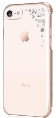 Накладка Bling My Thing Edge: Crystal для iPhone 7 iPhone 8 прозрачный ip8-ed-cl-cry