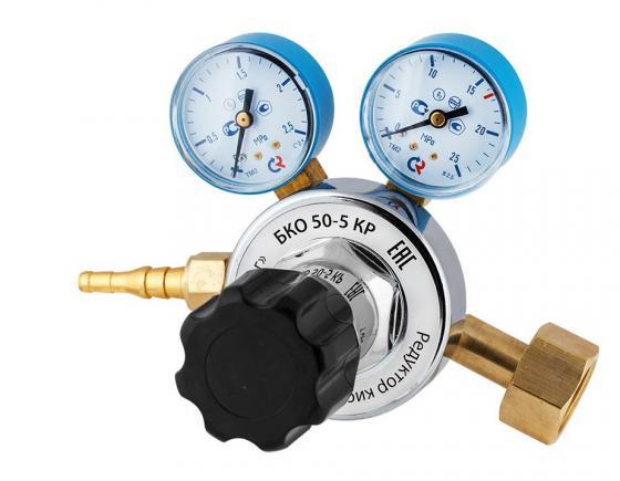Редуктор СВАРОГ БКО 50-5 КР (R M68/841) кислородный редуктор сварог ур 6 6 кр m52 m48 co2 углекислотный