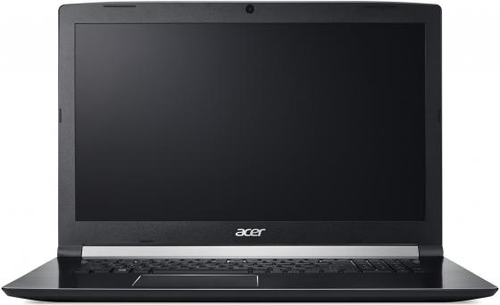 "Ноутбук Acer Aspire A715-71G-50LS 15.6"" 1920x1080 Intel Core i5-7300HQ 1 Tb 128 Gb 12Gb nVidia GeForce GTX 1050Ti 4096 Мб черный Linux (NX.GP9ER.013) ноутбук acer aspire a717 71g 7817 17 3"