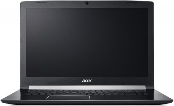 """Ноутбук Acer Aspire A715-71G-56YJ Core i5 7300HQ/12Gb/1Tb/SSD128Gb/nVidia GeForce GTX 1050 Ti 4Gb/15.6""""/FHD (1920x1080)/Windows 10/black/WiFi/BT/Cam/3220mAh ноутбук acer aspire a717 71g 7817 17 3"""