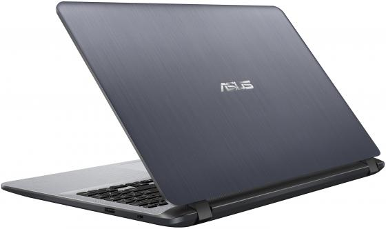 "Ноутбук ASUS X507MA-EJ012T 15.6"" 1920x1080 Intel Pentium-N5000 1 Tb 4Gb Intel UHD Graphics 605 серый Windows 10 Home (90NB0HL1-M00160) ноутбук asus x507ma ej012 90nb0hl1 m00170"