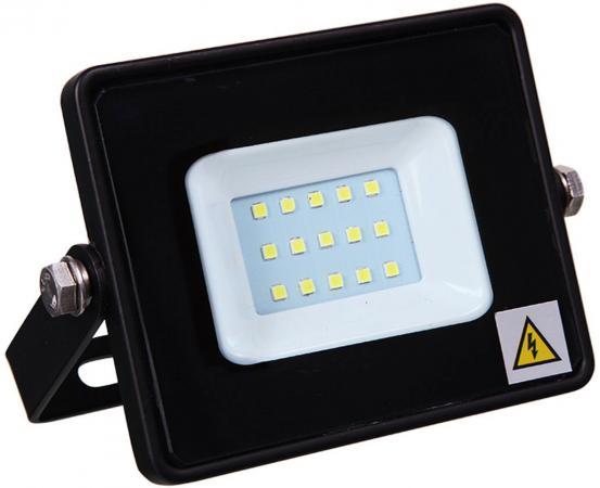 Прожектор светодиодный тонкий, 10Вт Теплый Белый уличный прожектор dl ns2020 белый теплый maysun