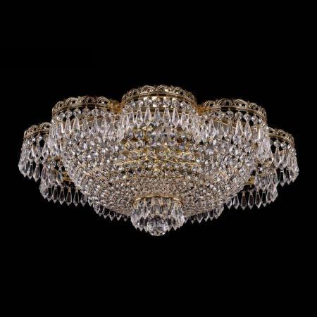 Потолочная люстра Bohemia Ivele 1930/55Z/G bohemia ivele crystal потолочная люстра bohemia ivele crystal 1930 55z g