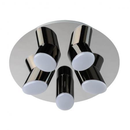 Потолочная светодиодная люстра RegenBogen Life Фленсбург 11 609013605