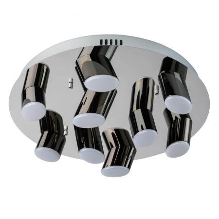 Потолочная светодиодная люстра RegenBogen Life Фленсбург 11 609013809