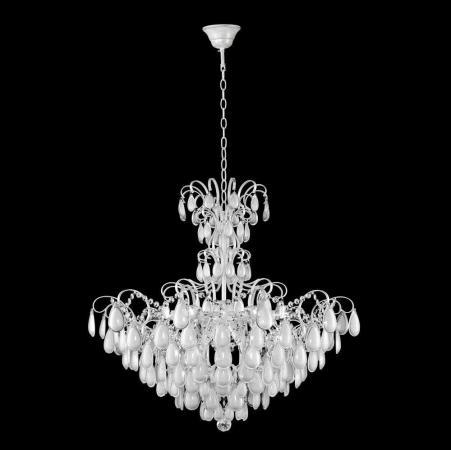 Подвесная люстра Crystal Lux Sevilia SP9 Silver lucia tucci подвесная люстра crystal lux sevilia sp9 silver
