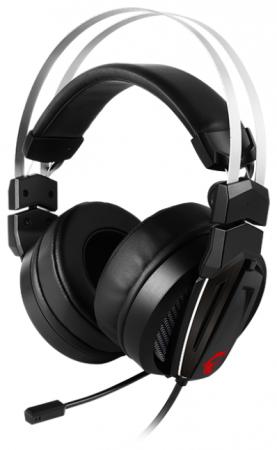Игровая гарнитура проводная MSI S37-2100990-Y86 черный S37-2100990-Y86 s37 2100990 y86