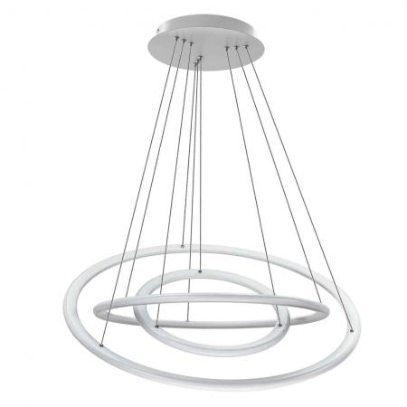 Подвесной светодиодный светильник Lightstar Saturno 748144