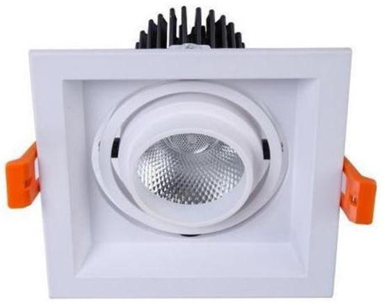 Встраиваемый светодиодный светильник MW-Light Круз 15 637016101