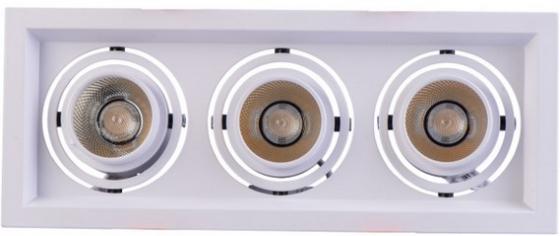 Встраиваемый светодиодный светильник MW-Light Круз 15 637016303