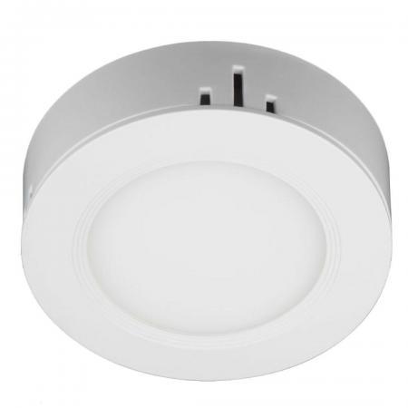 Потолочный светодиодный светильник (UL-00002947) Volpe ULM-Q240 6W/NW White oliver polak ulm