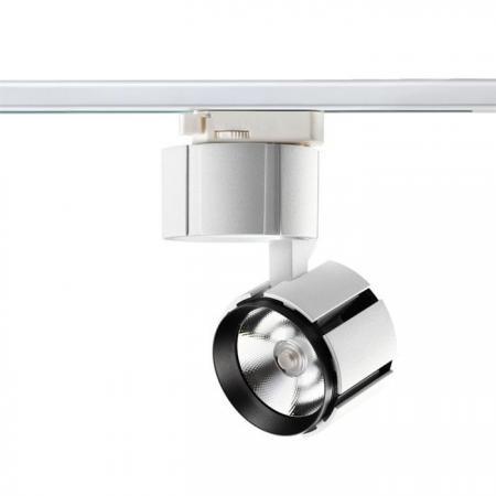 Трековый светодиодный светильник Novotech Kulle 357537 нарды alpha caprice 8619