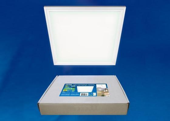 цены Встраиваемый светодиодный светильник (UL-00003089) Uniel ULP-3030-18W/NW EFFECTIVE WHITE