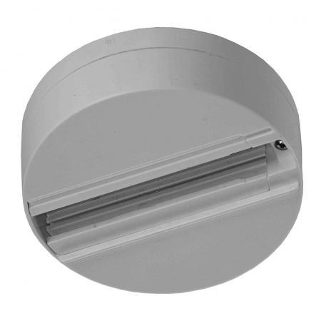Чашка крепления адаптера к шинопроводу (UL-00002393) Uniel UBX-A81 Silver 1 Polybag uniel usn 10