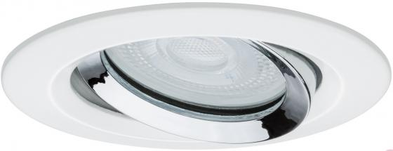 Встраиваемый светодиодный светильник Paulmann Nova 92903 встраиваемый светодиодный светильник paulmann nova 92902