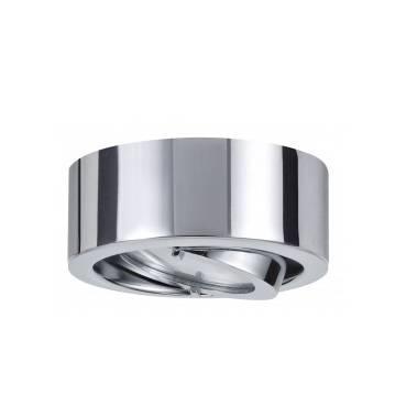 Мебельный накладной поворотный светильник Paulmann 93511 мебельный накладной светильник paulmann 98631