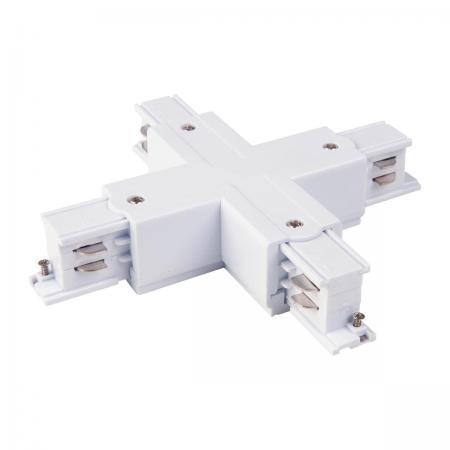 Коннектор X-образный Elektrostandard TRC-1-3-X-WH 4690389112553