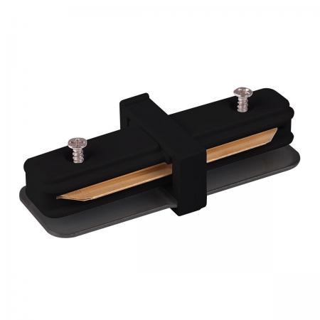 Коннектор прямой Elektrostandard TRC-1-1-I-BK 4690389112324 коннектор прямой elektrostandard trc 1 1 i bk 4690389112324
