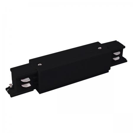 Коннектор прямой Elektrostandard TRC-1-3-I-BK 4690389112423 коннектор прямой elektrostandard trc 1 1 i bk 4690389112324